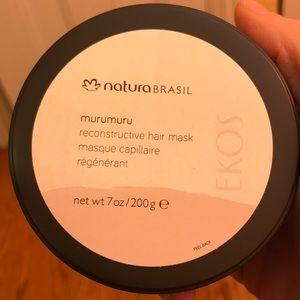 Natura Brasil murumuru reconstructive hair mask